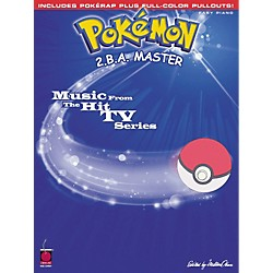 Cherry Lane Pokemon 2.B.A. Master For Easy Piano (2500145)
