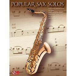 Cherry Lane Popular Sax Solos  39 Sax Solos from Hit Songs (2501756)