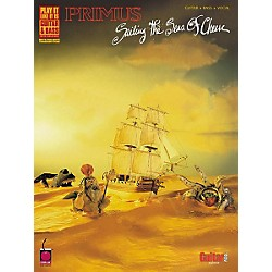 Cherry Lane Primus Sailing the Seas of Cheese Guitar Tab (Book) (2500468)