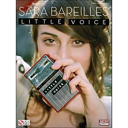 Cherry Lane Sara Bareilles: Little Voice arranged for piano, vocal, and guitar (P/V/G) (2501136)