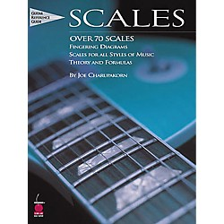 Cherry Lane Scales Book (2500121)