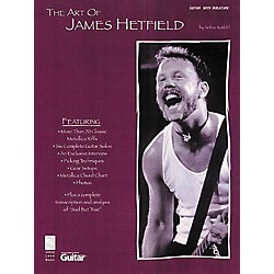 Cherry Lane The Art of James Hetfield (2500016)