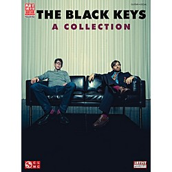 Cherry Lane The Black Keys - A Collection Guitar Tab Songbook (2501500)