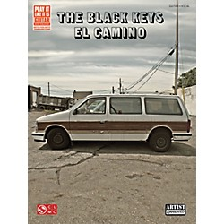 Cherry Lane The Black Keys El Camino Guitar Tab Songbook (2501766)