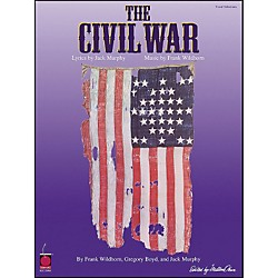 Cherry Lane The Civil War Vocal Selections arranged for piano, vocal, and guitar (P/V/G) (2500261)