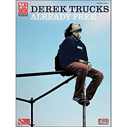 Cherry Lane The Derek Trucks Band - Already Free Tab Songbook (2501440)
