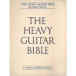 Cherry Lane The Heavy Guitar Bible Book (2509105)