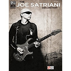 Cherry Lane The Joe Satriani Collection Guitar Tab Songbook (2501701)