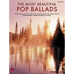 Cherry Lane The Most Beautiful Pop Ballads For Easy Piano (2500711)