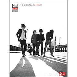 Cherry Lane The Strokes - Is This It Tab Book (2500956)