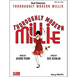 Cherry Lane Thoroughly Modern Millie Vocal Selections arranged for piano, vocal, and guitar (P/V/G) (2500565)