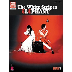 Cherry Lane White Stripes Elephant Guitar Tab Songbook (2500636)