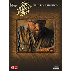 Cherry Lane Zac Brown Band-The Foundation Easy Guitar Tab (2501615)