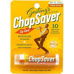 ChopSaver Gold Lip Balm with SPF Protection (Chopsaver2)
