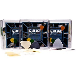 Clayton Garage Band Pick Box - 100 Pack (GBPB)