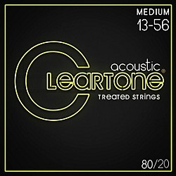 Cleartone Bronze Acoustic Guitar Strings (7613)