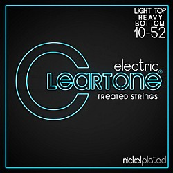 Cleartone Micro-Treated Light Top/Heavy Bottom Electric Guitar Strings (9420)
