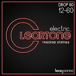 Cleartone Monster Heavy Series Nickel-Plated Drop C# Electric Guitar Strings (C9460)
