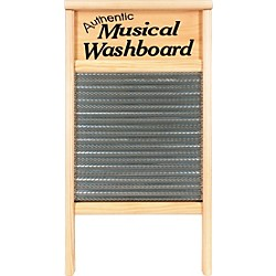 Columbus Washboard 2072-MS Authentic Musical Stainless Washboard (CW2072-MS)