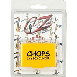 Comfort Zone Chops Junior Lip Saver and Artificial Embouchure (Chops Junior)