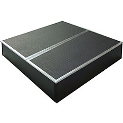 Control Acoustics Portable Stage with Rubber Diamond Mat Surface (VPSM-33HTB)