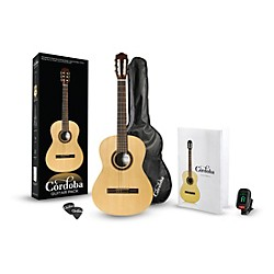 Cordoba CP100 Classical Guitar Pack (3634)