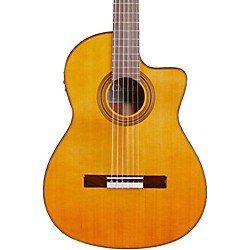 Cordoba Fusion 12 Natural Cedar Classical Electric Guitar (5639)