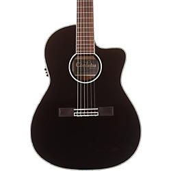 Cordoba Fusion 14 Jet Acoustic Electric Nylon String Classical Guitar (GUHYCOR-03949)