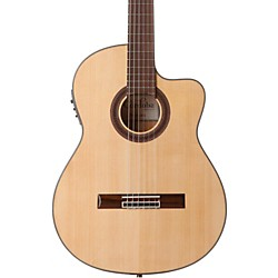Cordoba GK Studio Acoustic-Electric Nylon String Flamenco Guitar (GUFLCOR-05208)