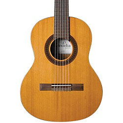 Cordoba Requinto 580 1/2 Size Acoustic Nylon String Classical Guitar (GUCLCOR-02684)