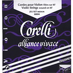 Corelli Alliance-Vivace Violin Strings (7AVS)