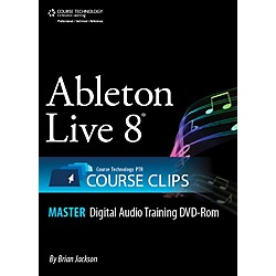 Course Technology PTR Ableton Live 8 Course Clips DVD-ROM (1598639900)