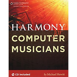 Course Technology PTR Harmony for Computer Musicians Book & CD (1435456726)