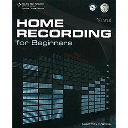 Course Technology PTR Home Recording for Beginners Book & CD (1598638815)
