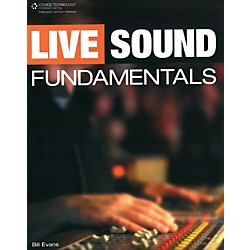 Course Technology PTR Live Sound Fundamentals Book (1435454944)