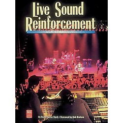 Course Technology PTR Live Sound Reinforcement Book (0918371074)