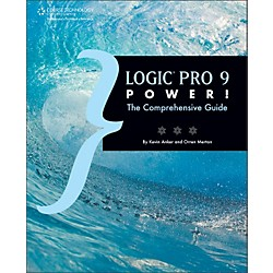 Course Technology PTR Logic Pro 9 Power! The Comprehensive Guide Book (54-1435456122)