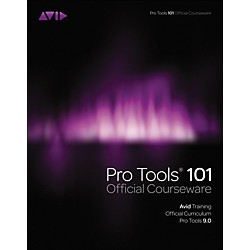 Course Technology PTR Pro Tools 101 Version 9.0 Official Courseware Book & DVD (143545880X)