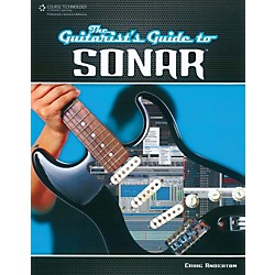 Course Technology PTR The Guitarist's Guide to Sonar Book (54-1435457684)