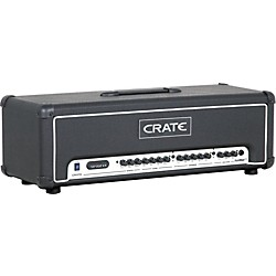 Crate FlexWave Series FW120H 120W Guitar Amp Head (FLEX120H-B)