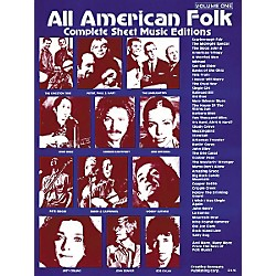 Creative Concepts All American Folk Songbook (315022)