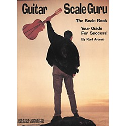 Creative Concepts Guitar Scale Guru Book (315189)