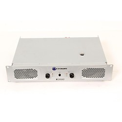 Crown X2000 Stereo 2x450W Power Amp (USED005003 NX2000-0-US)