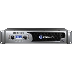 Crown XLS1000 DriveCore Series Power Amp (USED004000 XLS1000)