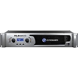 Crown XLS2500 DriveCore Series Power Amp (USED004000 XLS2500)
