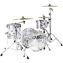 Crush Drums & Percussion Acrylic 3-Piece Bop Shell Pack (A2C386-C)