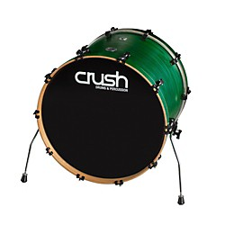 Crush Drums & Percussion Chameleon Ash Bass Drum (C2A24x18-203)