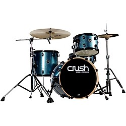 Crush Drums & Percussion Chameleon Birch 4-Piece Shell Pack Bop Kit (C2B486-914)