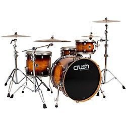 "Crush Drums & Percussion Sublime AXM 4-Piece Shell Pack with 20"" Bass Drum (SMA406-705)"