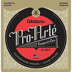 D'Addario EJ45C Pro-Arte Composites Normal Classical Guitar Strings (EJ45C)